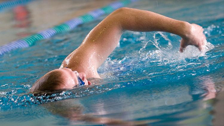Endless 50's Swim Challenge