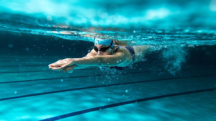 April Fool's Swim Challenge