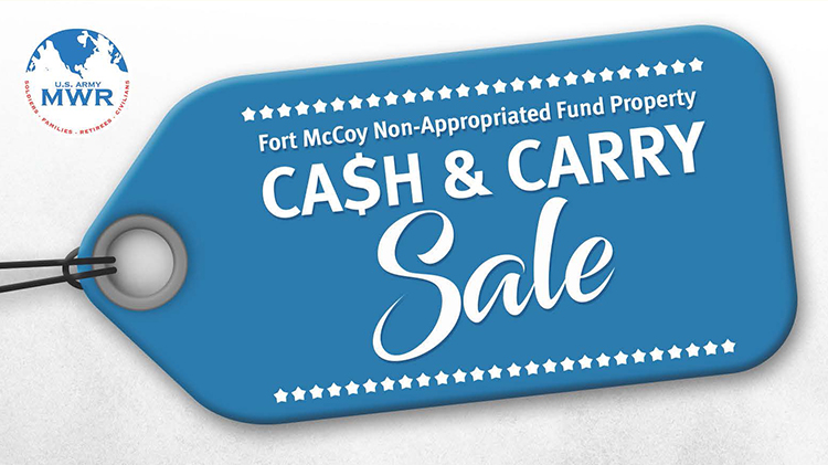 NAF Property Cash and Carry Sale