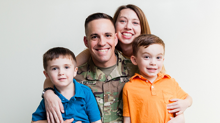 Strengthing Parenting Practices for the Military Family