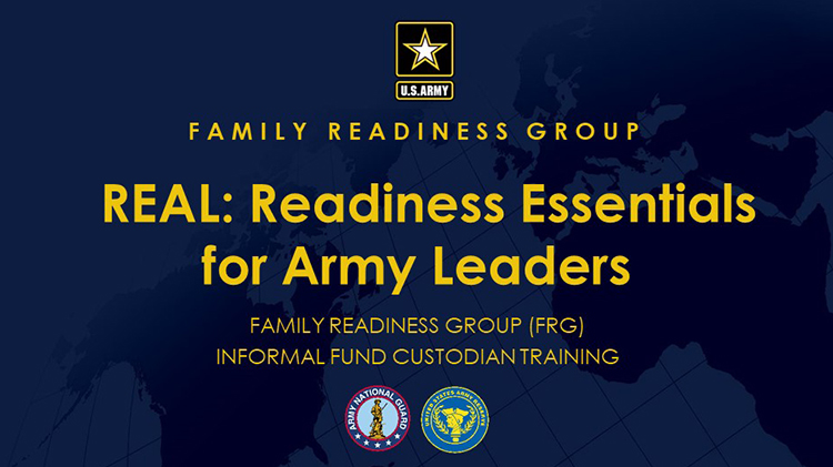 REAL: Readiness Essentials for Army Leaders Training