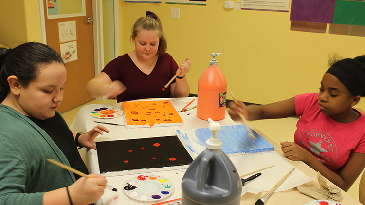 #WEOWNFRIDAYS! CYS Youth Center Lock-In