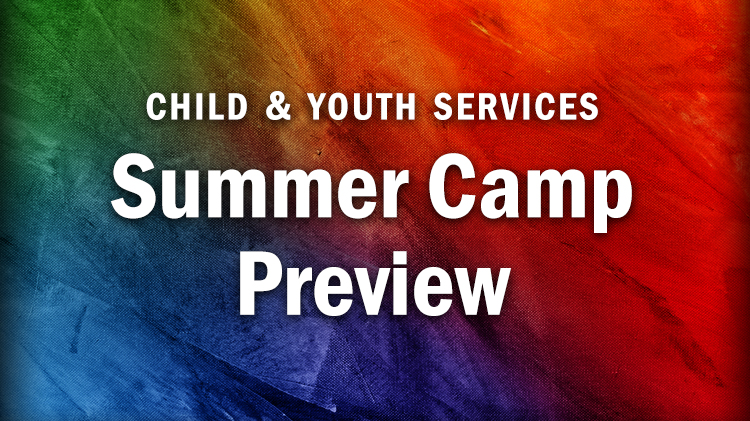 CYS Summer Camp Preview