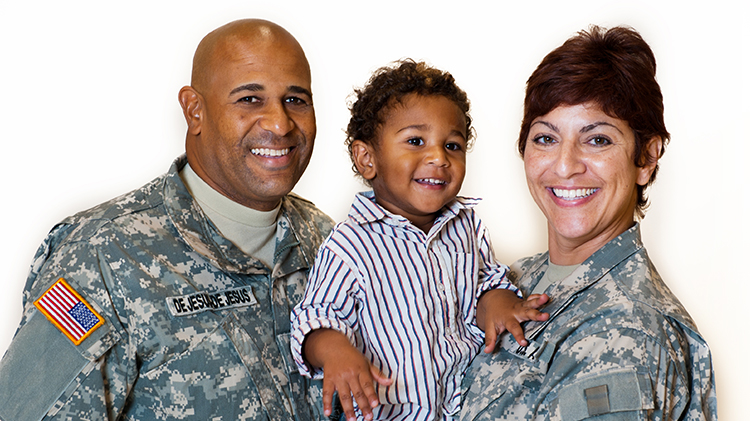Strengthening Parenting Practices for the Military Family