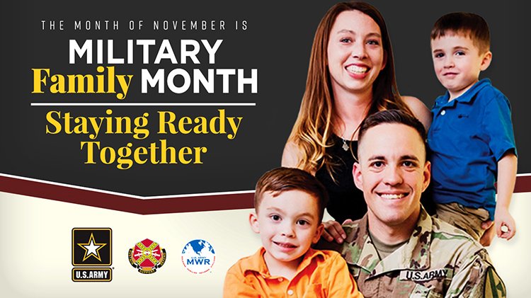 Military Family Month: Christmas Card Workshop