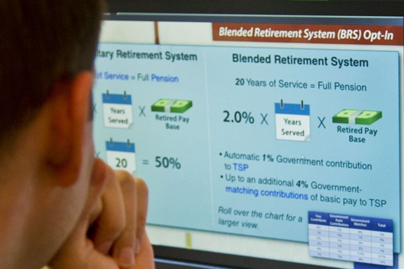 Blended Retirement System Overview