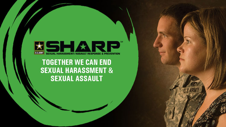 Sexual Harassment/Assault Response and Prevention (SHARP) Annual Refresher Training