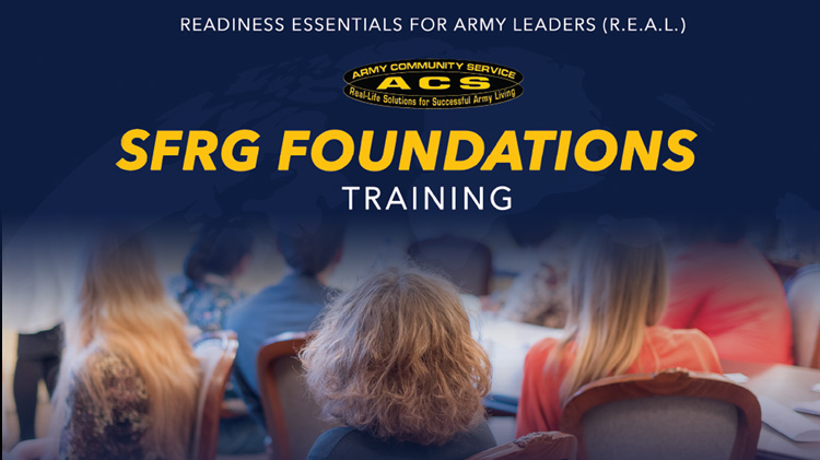 SFRG Foundations Training
