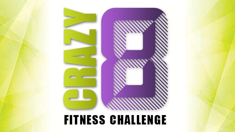 Crazy 8 Fitness Challenge