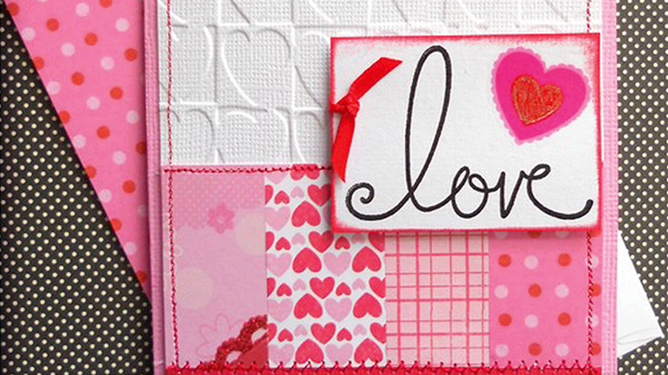 Family Valentine Card Workshop