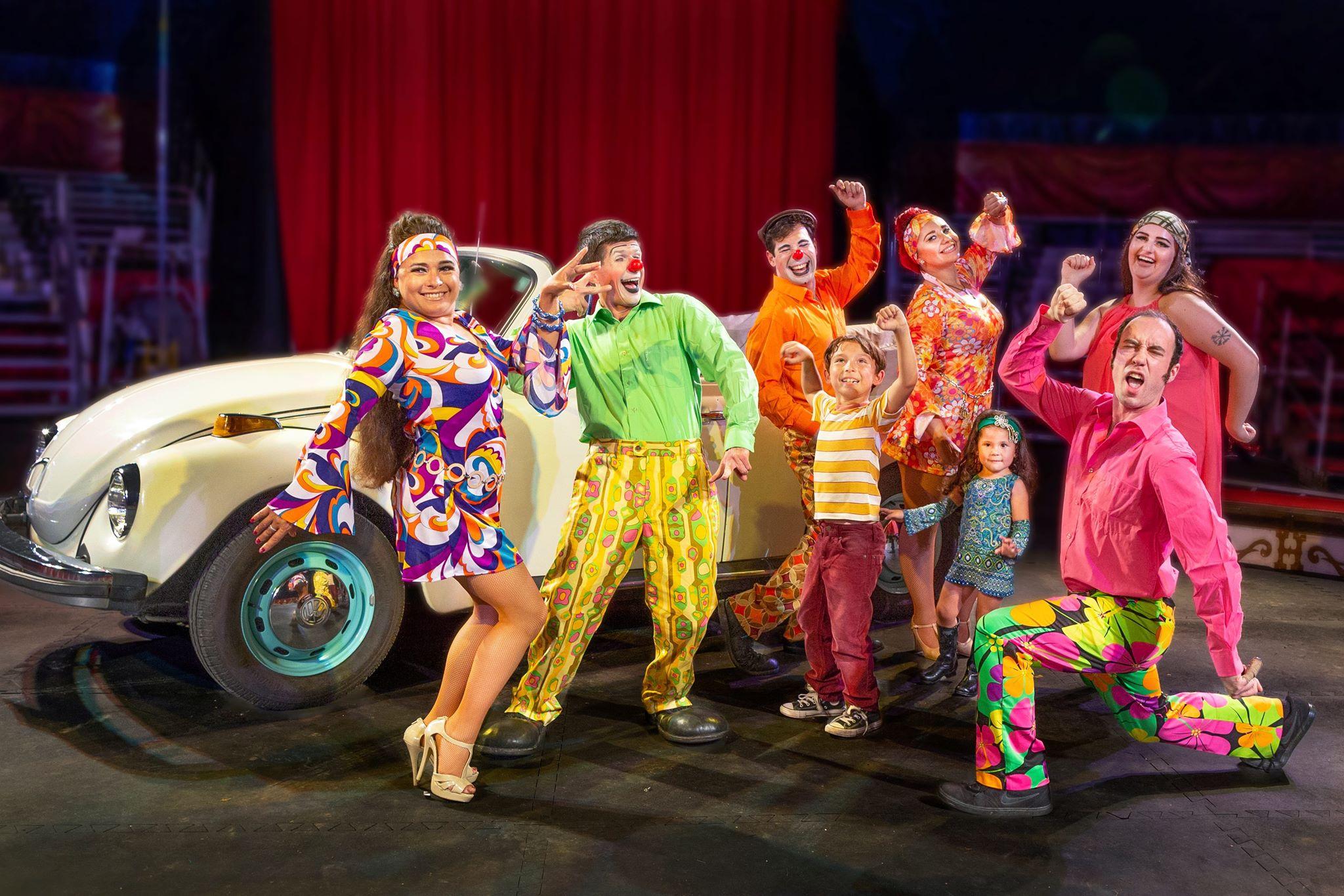 Family Trip to Circus World