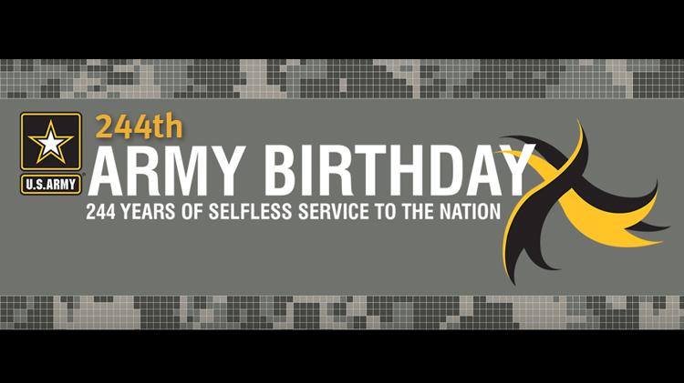Army Birthday Celebration