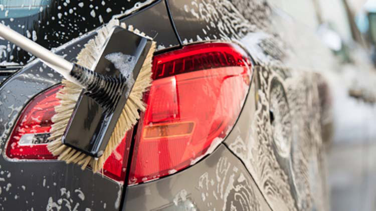Spit Shine Car Cleaning