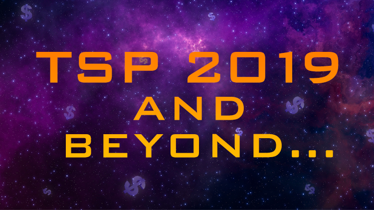 TSP 2019 and Beyond...