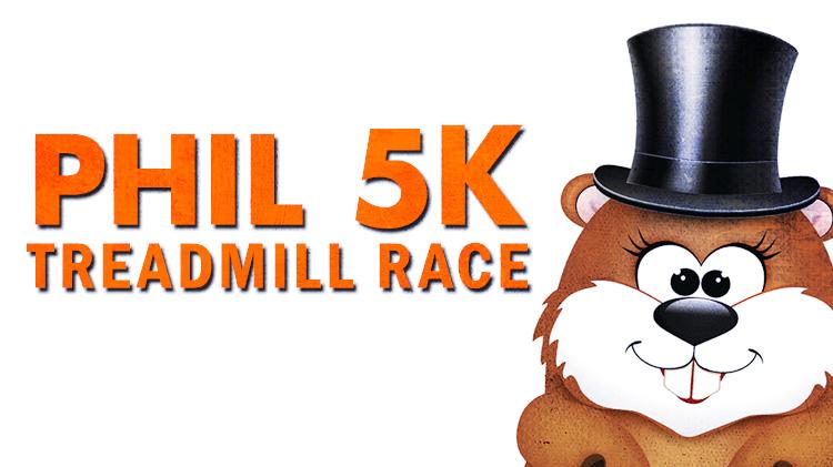 Phil 5K Treadmill Race