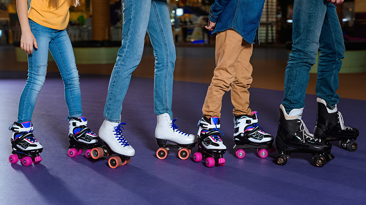 #We Own Fridays: Trip to Flying Wheels Roller Rink