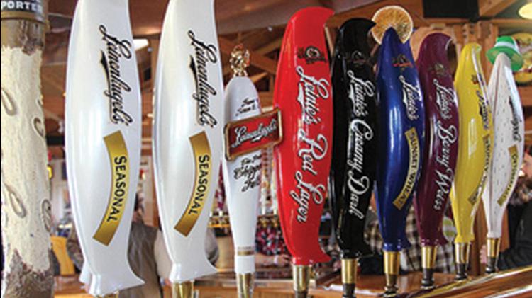Leinenkugel's Brewery Tour