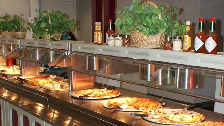 Weekday All-You-Can-Eat Buffet Entree