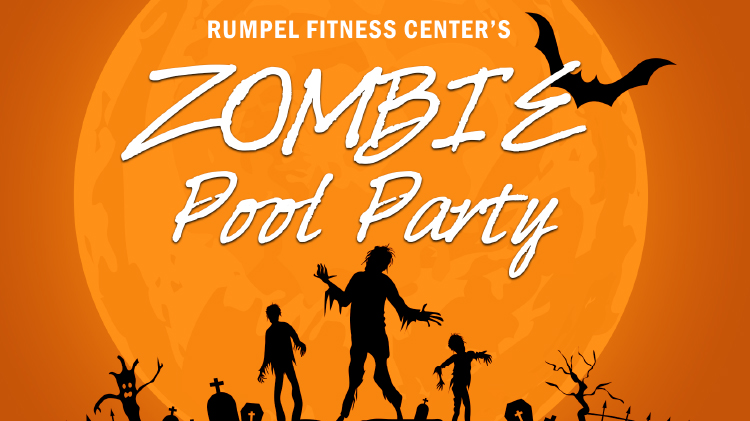 Zombie Pool Party